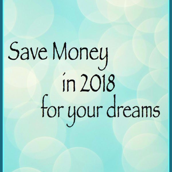 Save Money in 2018