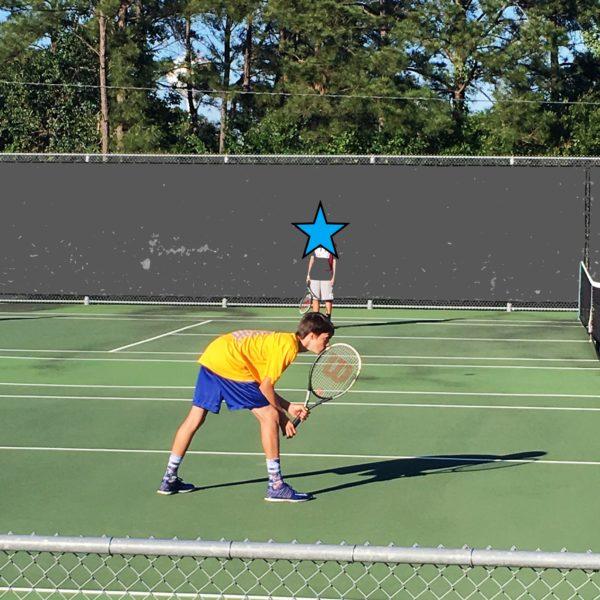 Freshman Tennis