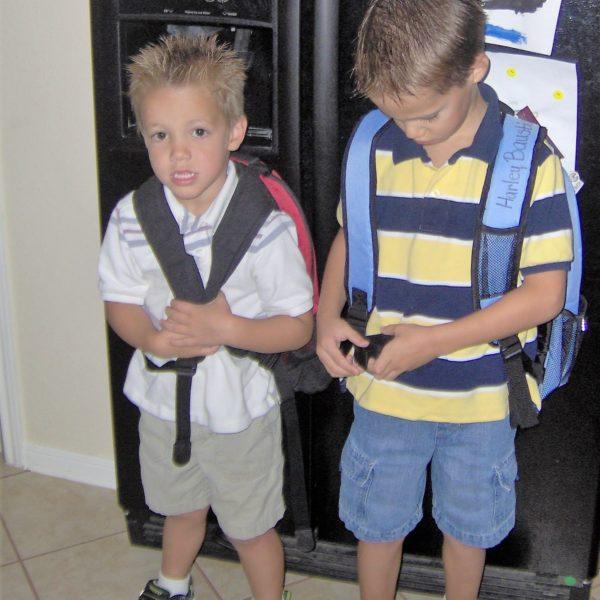Back to School: Are you a boo hoo, or a woo hoo?